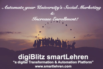 University management system powered by digiBlitz ELMT