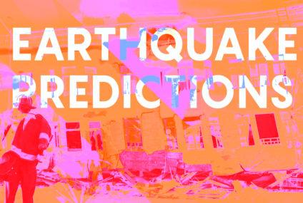 Can IoT Predict Earthquakes? – Patrick Burns