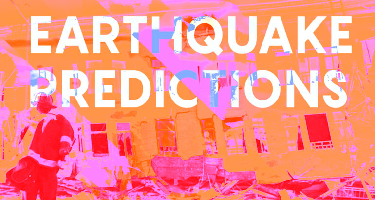 Can IoT Predict Earthquakes?