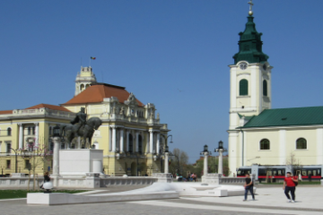 Oradea's plan to become Romania's first smart city